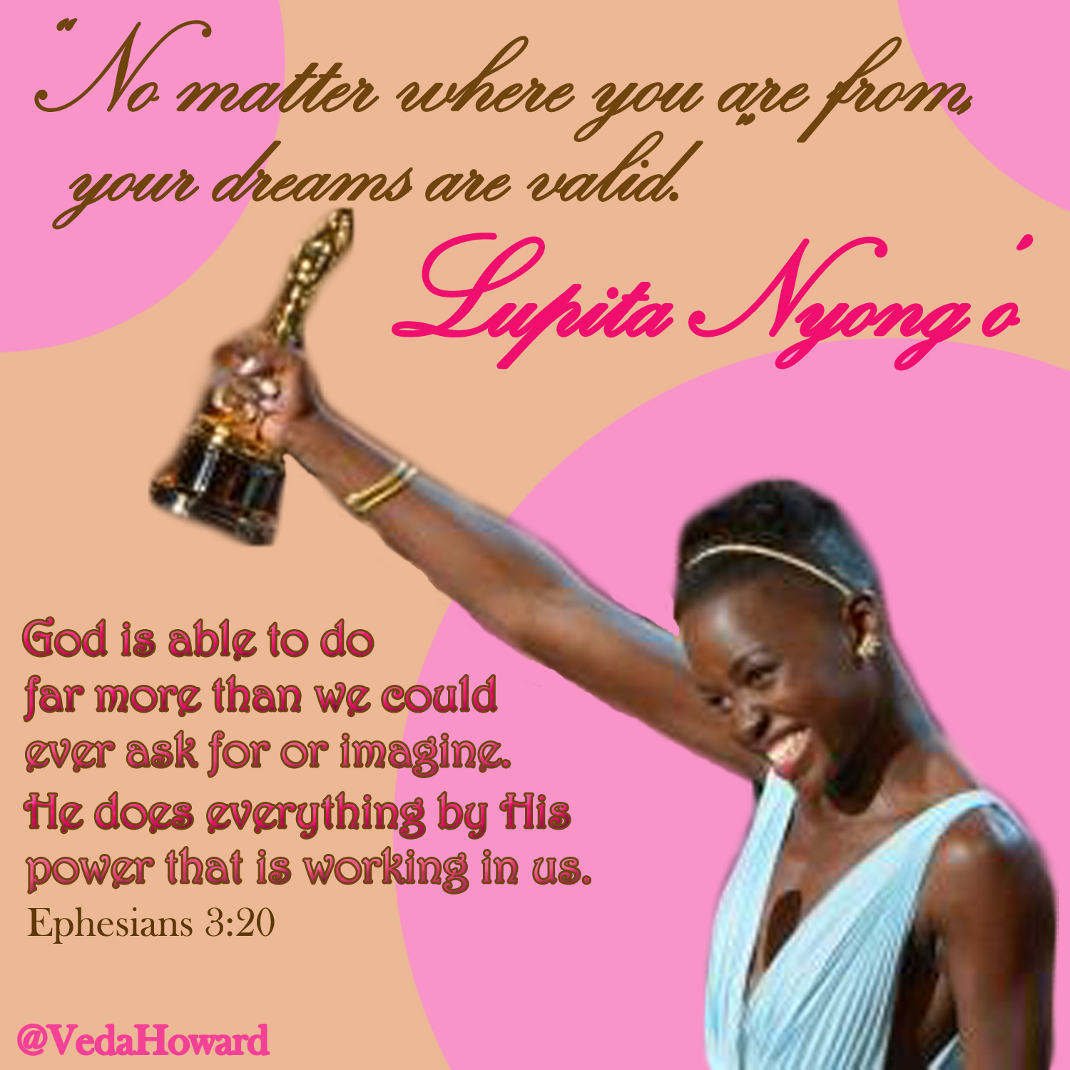 Powerful Quote: Lupita Nyong'o