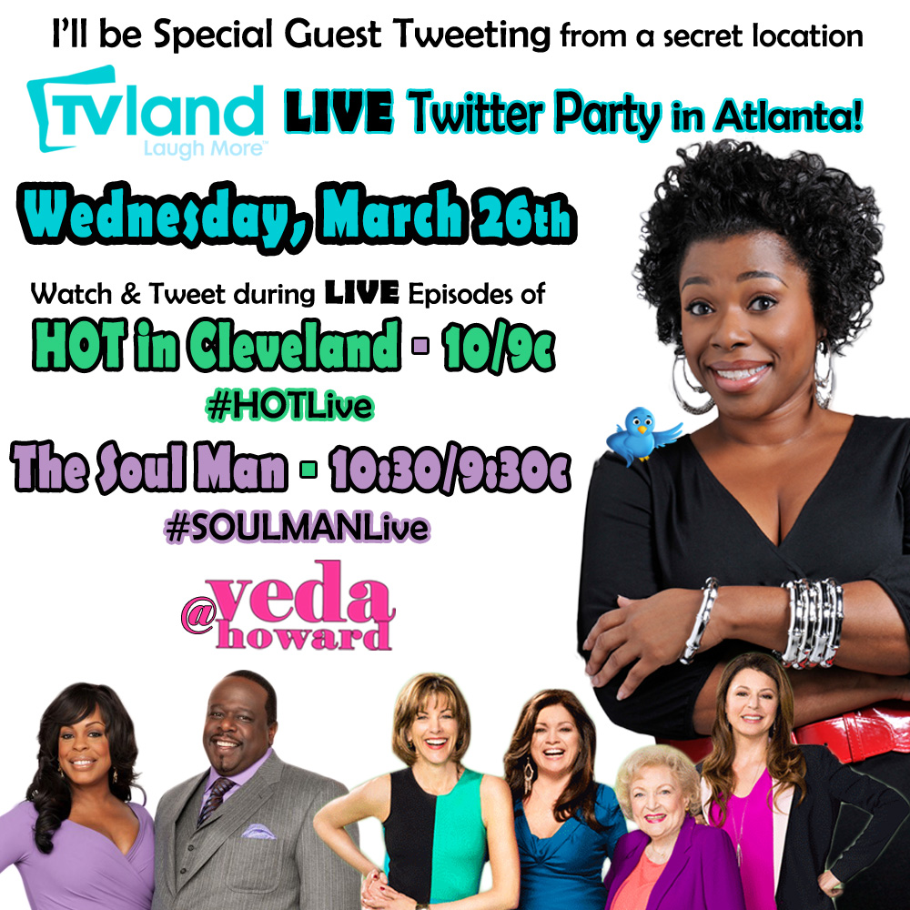 TV Land Twitter Party!
