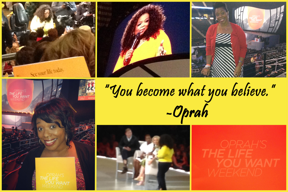 Oprah- Life You Want Tour