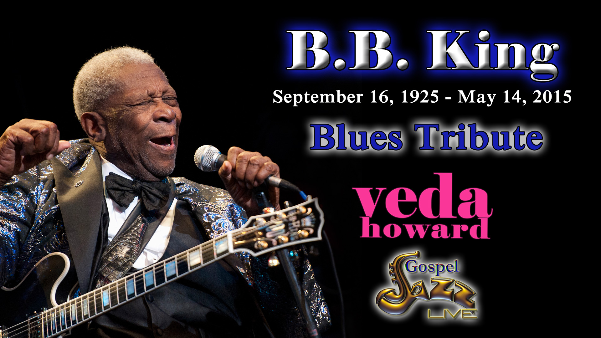 BB King insert  image