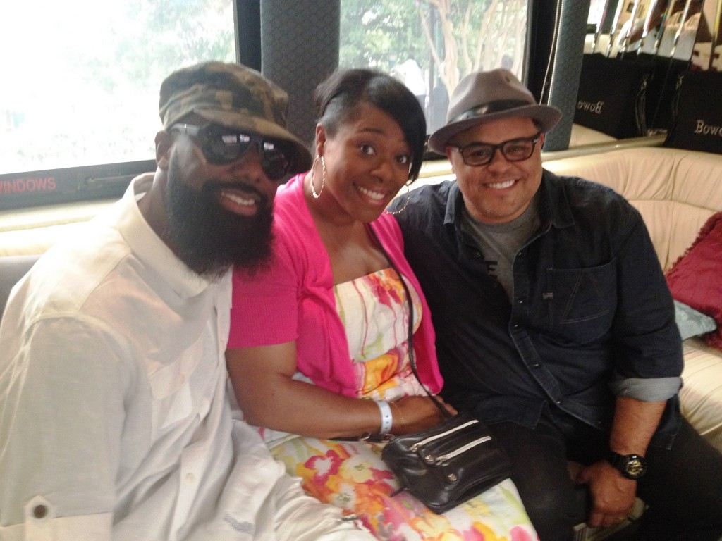 Israel Houghton & Marcus D. Wiley