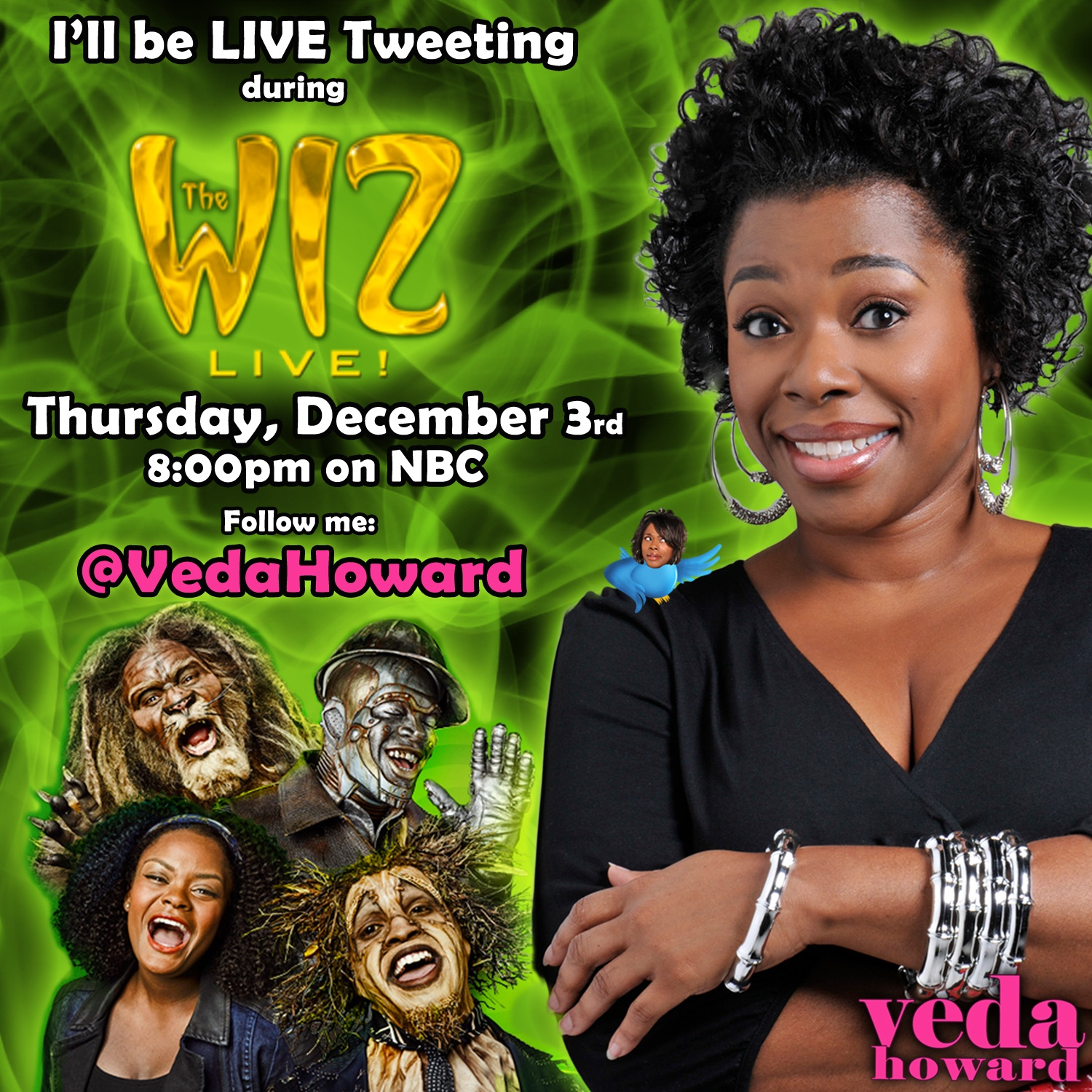 The Wiz LIVE Twitter
